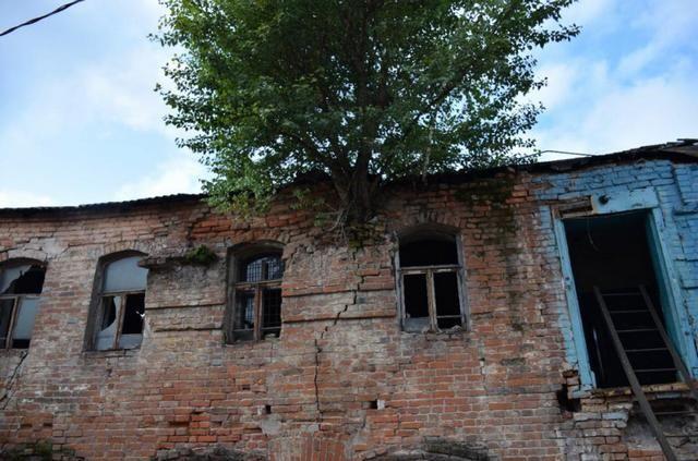 Так выглядел дом на Нехаева до сноса.