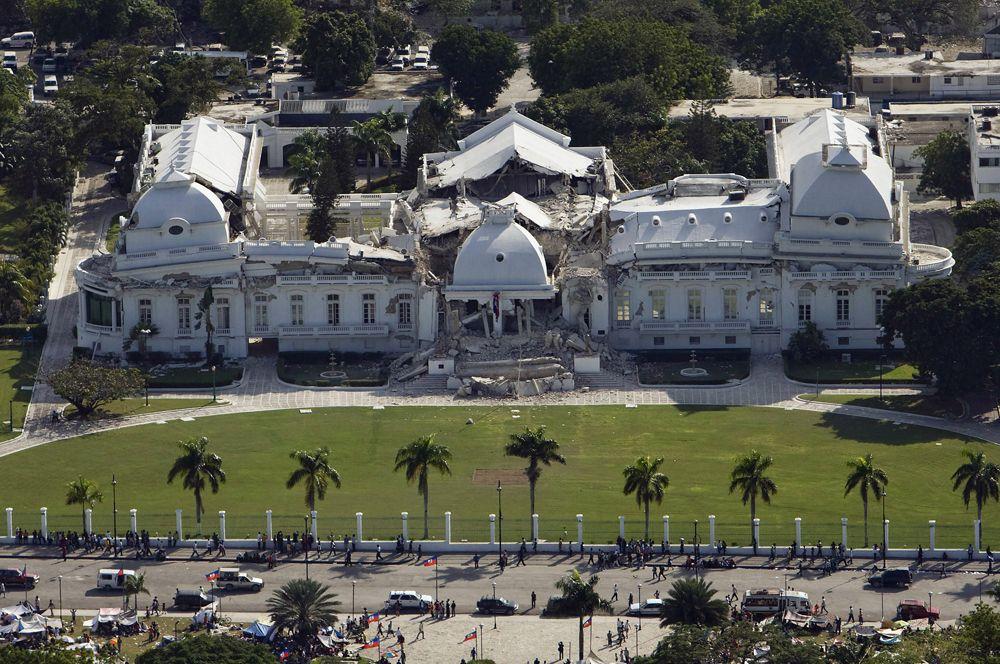 В 2017 году президент Жовенел Моиз объявил о намерении приступить к восстановлению Национального дворца, однако пока эти планы не были осуществлены.