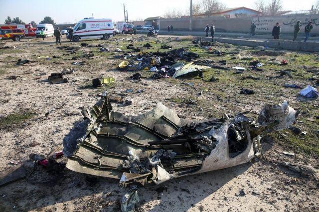 Иран признал, что украинский самолет был сбит: подробности