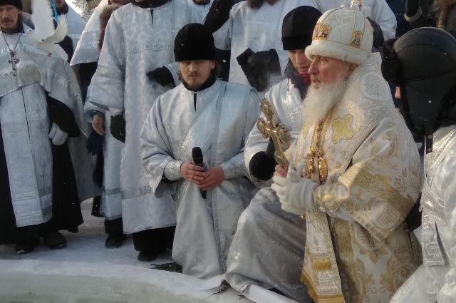 Тюменцев приглашают на крещенские купания