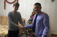 Данила Небогатов и Алексей Шошин