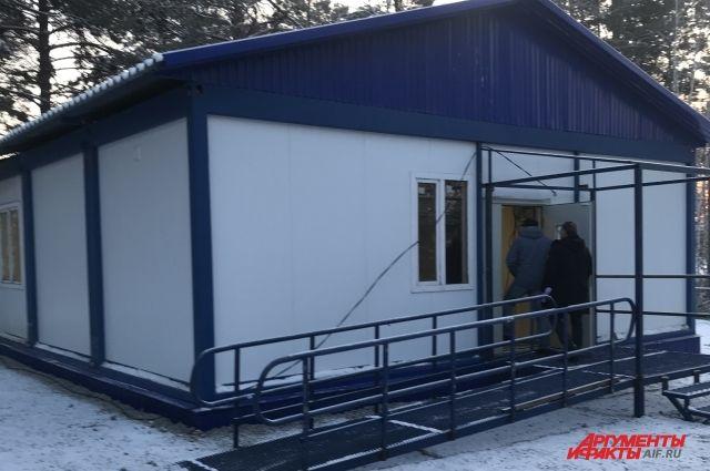 Бурдаковка, где проживает около 400 человек, попала в федеральную программу по строительству модульных ФАПов в сельских территориях.