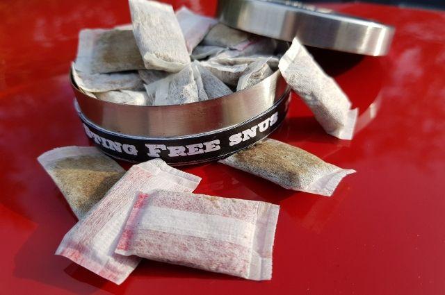 Всего было изъято 12 463 единицы некурительной никотиносодержащей продукции.