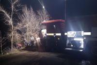 В Днепропетровской области из водоема извлекли автомобиль с четырьмя телами