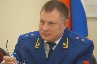 Прокурор Краснодарского края Сергей Табельский.