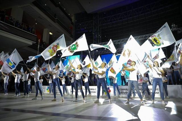 Тюменцы готовятся участвовать в Дельфийских играх
