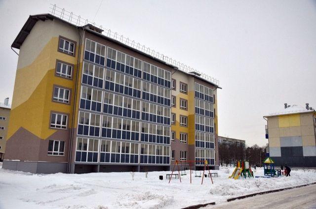 За 2019 год было сдано 768 400 кв. м нового жилья.