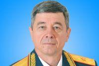 На новую должность начальника департамента ЧС выбран бывший руководитель новосибирского военного института войск национальной гвардии.