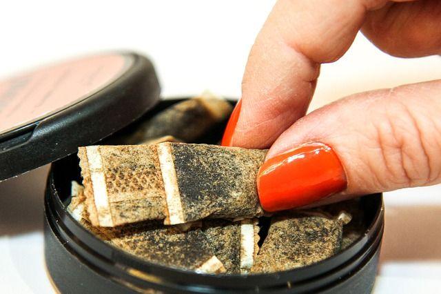 Сейчас в республике планируют запретить оптовую и розничную продажу сосательных и жевательных снюсов.