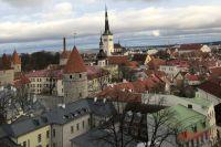 Старый город Таллина.