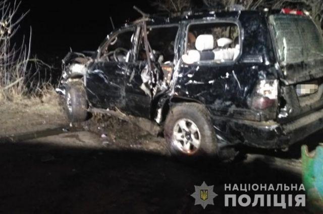 Смертельно ДТП в Днепропетровской области: полиция рассказала подробности