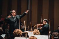 Красноярский симфонический оркестр в американских афишах почему-то назван Сибирским симфоническим оркестром.
