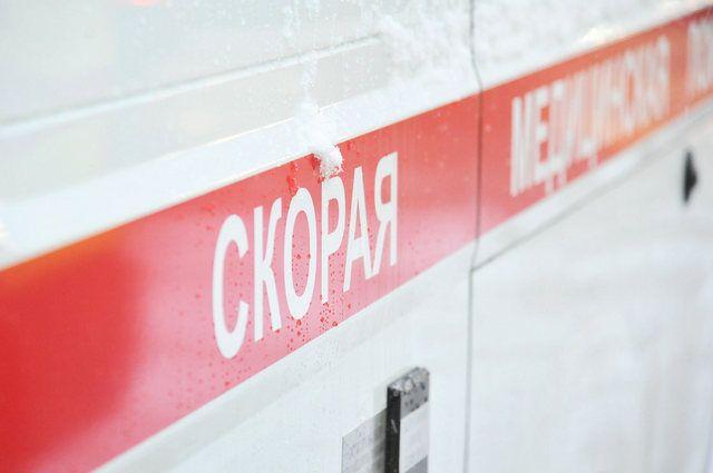 Пять человек пострадали в массовом ДТП в Подмосковье