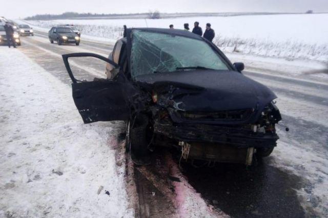Автомобилист из Ижевска погиб в ДТП в Пермском крае