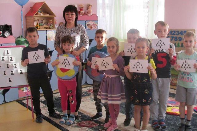 Салехардский детский сад запустил сайт и мобильное приложение