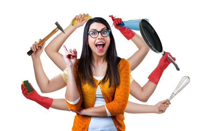 Закон о самозанятых может распространиться и на домохозяек.