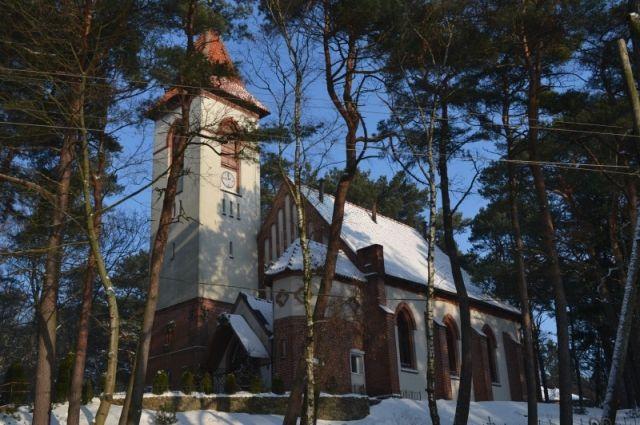 В Светлогорске 15 января состоится праздник храма Серафима Саровского