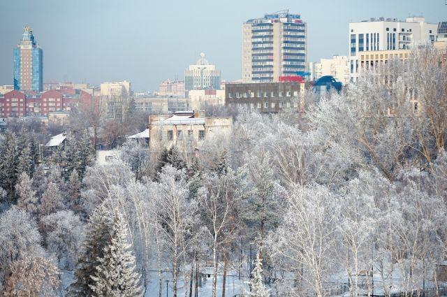 Темпы развития промышленности в Новосибирской области выше среднероссийских.