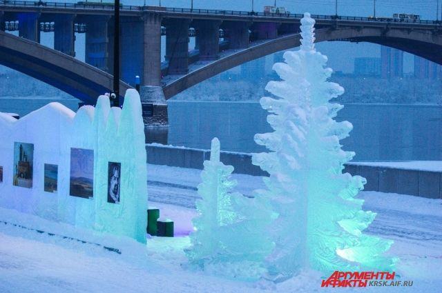 В Красноярске установилась погода, комфортная для прогулок.