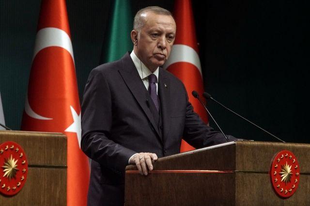 Эрдоган рассказал подробности прошедших в Москве переговоров по Ливии