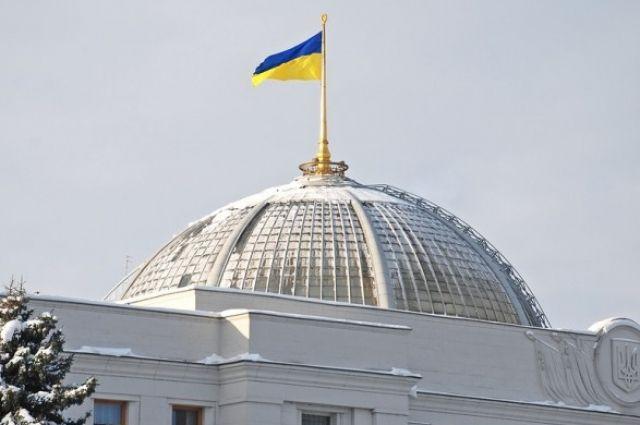 Рада приняла в целом законопроект об объединении налоговой и таможни