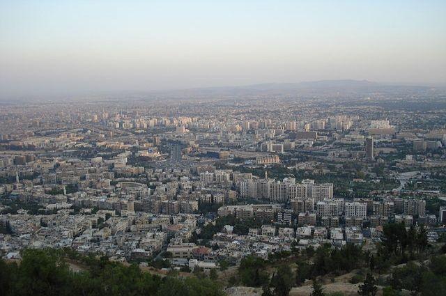 Сирия обвинила ВС Израиля в нападении с воздуха на авиабазу photo