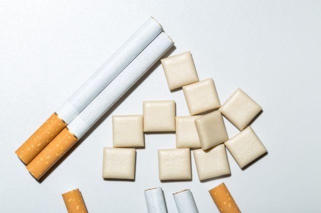 В некоторых магазинах округа обнаружились никотиновые леденцы и мармеладки