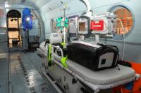 В распоряжение санавиации ЯНАО поступили реанимационные медицинские модули