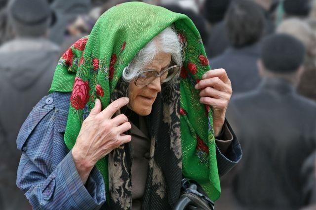 Законопроект о пенсиях не решает технический вопрос их доставки на Донбасс