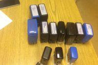 Во время обыска транспортные полицейские нашли и изъяли у мужчины печати и штампы, с помощью которых тот заполнял фиктивные медицинские документы.