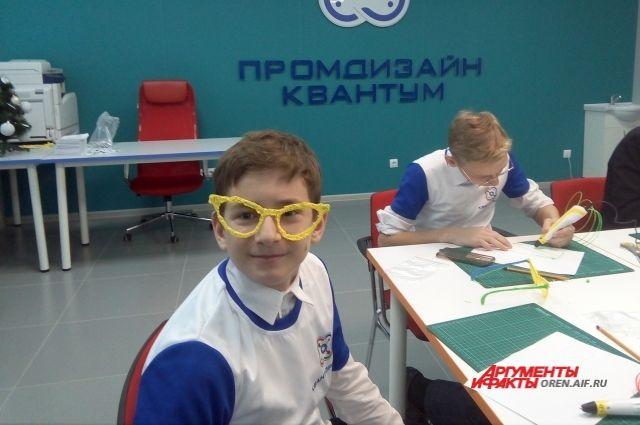 В Оренбурге открылся детский технопарк «Кванториум».