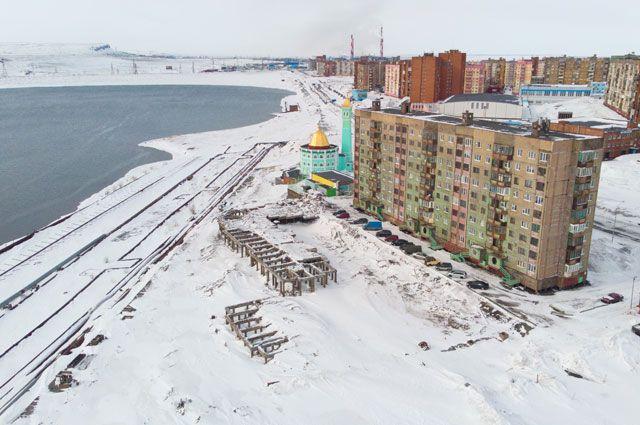Норильск.