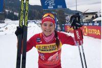 Лыжница Наталья Непряева заняла второе место в многодневной гонке «Тур де Ски».