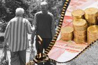 Январское повышение затронуло только неработающих пенсионеров.