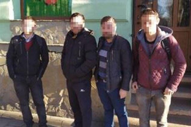 Во Львове задержали нелегалов, направлявшихся в ЕС