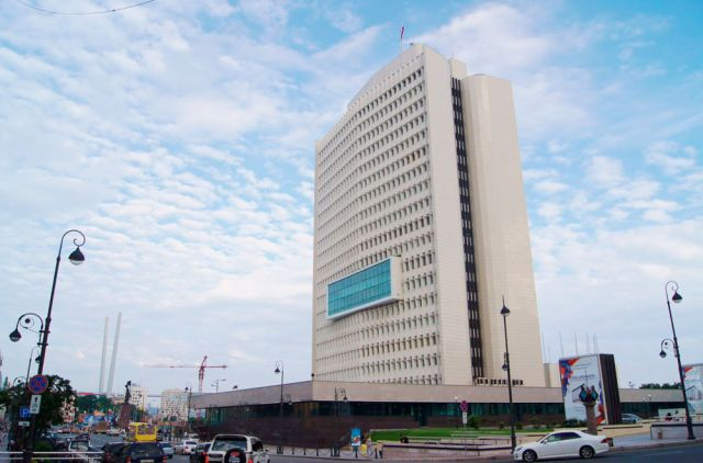 Правительство Приморского края.