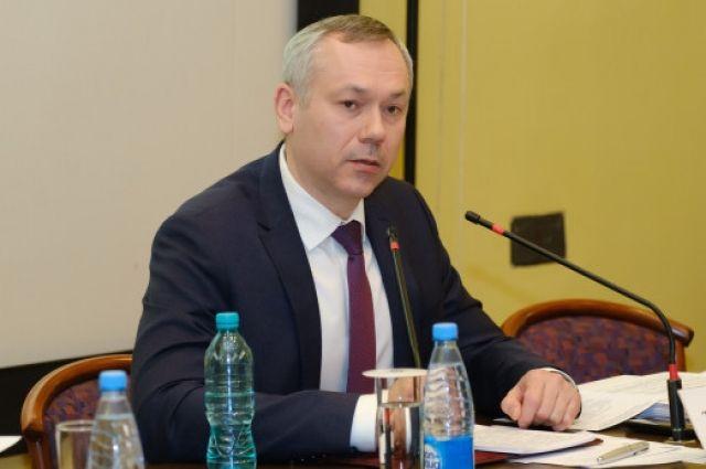 Андрей Травников обратился к местным и региональным органам власти с задачей внедрить на территории НСО новые инициативы президента страны.