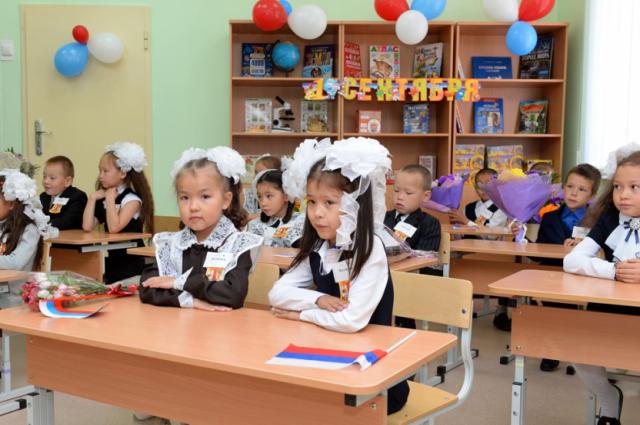 В ЯНАО в новом учебном году в школу пойдут более 8,7 тысяч первоклассников