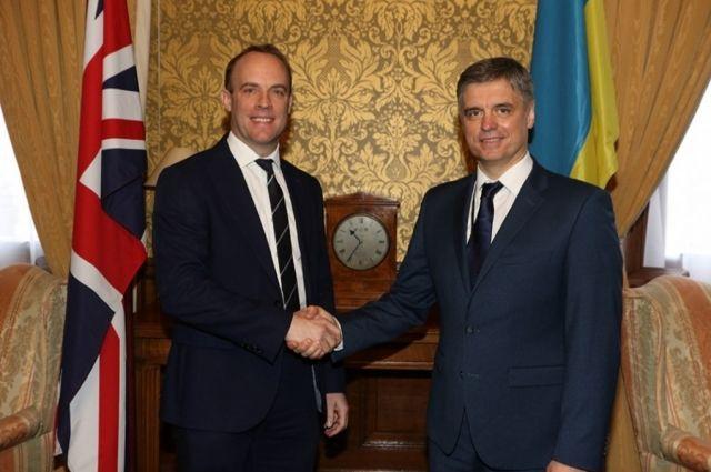 Украина и Британия будут сотрудничать в расследовании авиакатастрофы МАУ