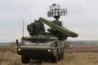 Видит цель за 45 километров: украинские военные провели учения с ЗРК «Оса»