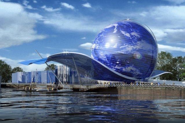 20 января откроются «западный» и «восточный» входы в Музей Мирового океана