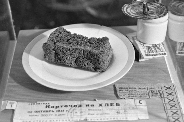 Светлогорск присоединился к памятной акции «Блокадный хлеб»