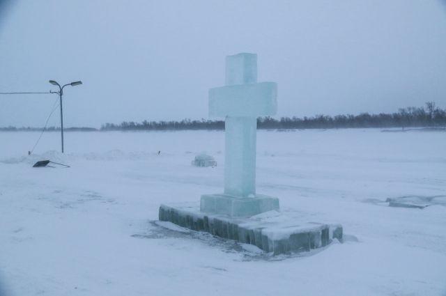 Крещенский городок в Барнауле