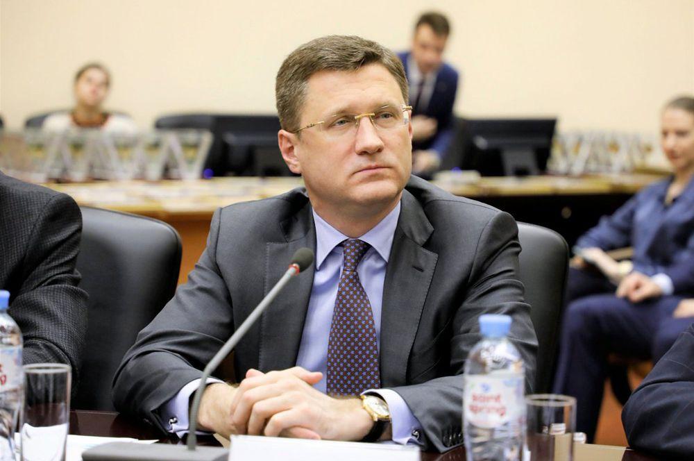 Министр энергетики Александр Новак.