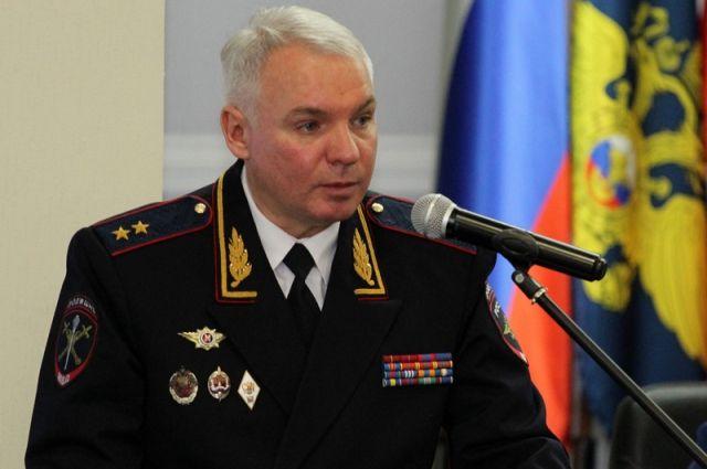 Александр Речицкий: раскрываемость преступлений в Красноярском крае превысила 57%.