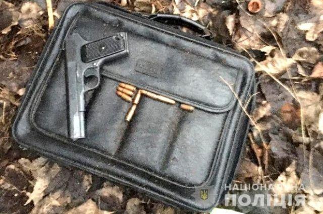 В Черкассах «покупатели автомобиля» пытались похитить бизнесмена
