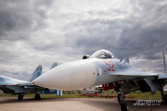 Морская авиация Балтийского флота провела учебные воздушные бои над морем