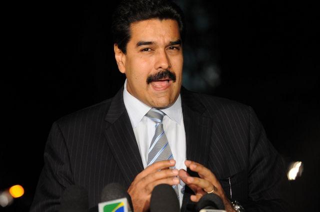 Мадуро заявил Папе Римскому, что венесуэльцы уходят из католицизма photo