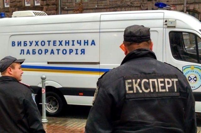 В Харькове эвакуировали 1500 человек из-за сообщения о «минировании»