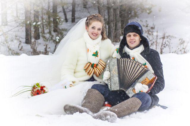 В Тюменской области третий квартал порадовал количеством свадеб